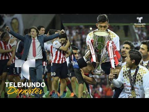 Chivas ya hizo historia en el Mundial de Clubes   CONCACAF Champions League   Telemundo Deportes