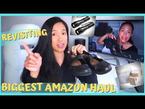 amazon-haul-|-revisiting-|-flight-attendant-tips-|-jojotv
