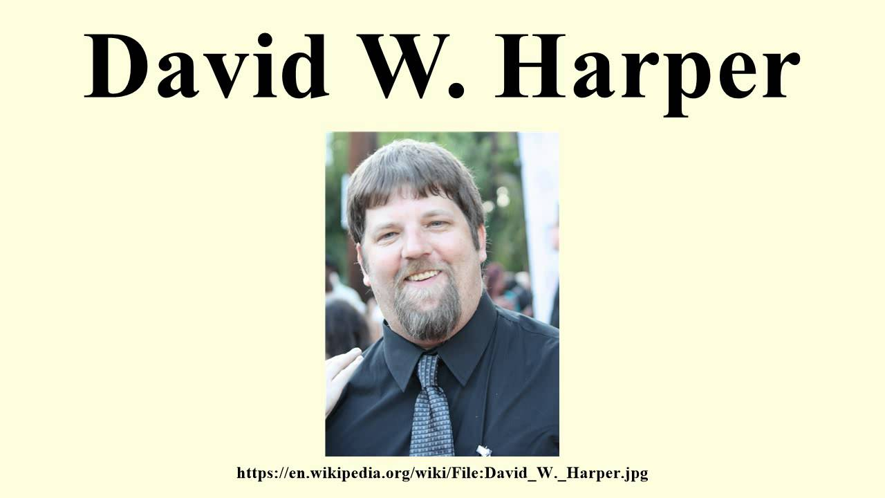 David W Harper Youtube Harper became well known to audiences when he took on the role of jim bob on tv's the waltons in 1972. david w harper