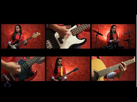 Deorro feat. DyCy & Adrian Delgado - Perdoname (Jorgina Guerra One Girl Band Cover)