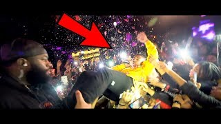 DDG On Tour: I Almost Got My Chain Snatched While Crowd Surfing! | Washington D.C