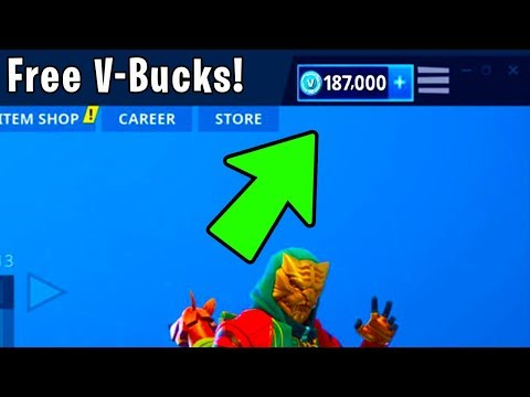 *NEW* How To Get *FREE* V-Bucks In Fortnite: Battle Royale (Season 8)