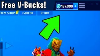How To Get *V-Bucks* In Fortnite: Battle Royale! (Using Save The World)