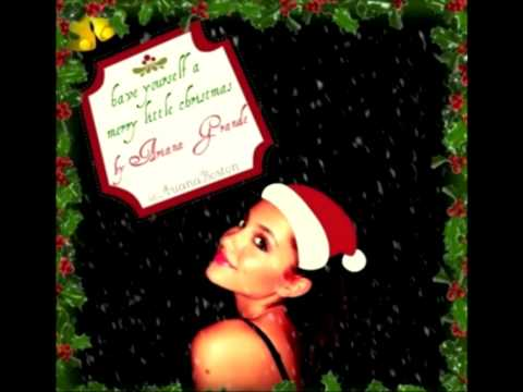 ariana grande have yourself a merry little christmas lyrics - Have Yourself A Merry Christmas Lyrics