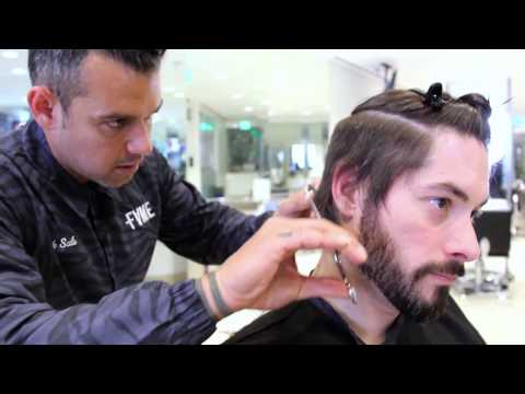 How to Cut an Asymmetrical Undercut Hairstyle Step by Step