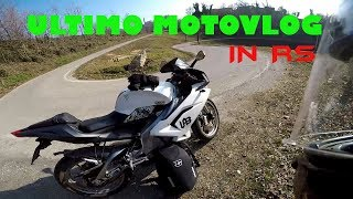 ULTIMO MOTOVLOG IN RS! NUOVA GOPRO E MICROFONO #39 || ULTIMO EPISODIO