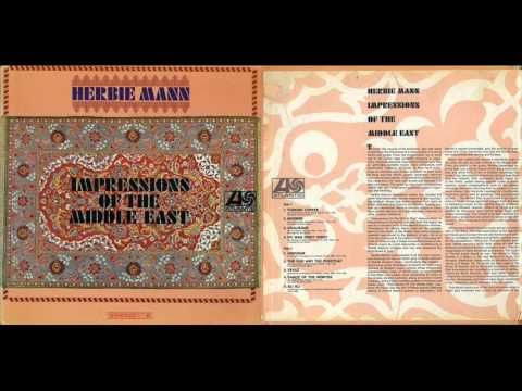 Herbie Mann - Impressions of the Middle East 1966 (Album Preview)