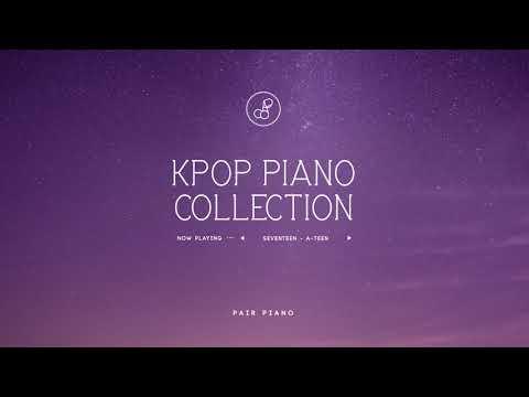 공부하거나 자기 전에 들으면 좋은 K POP 가요 피아노 25곡 모음 (1시간 반) KPOP Piano 1Hour