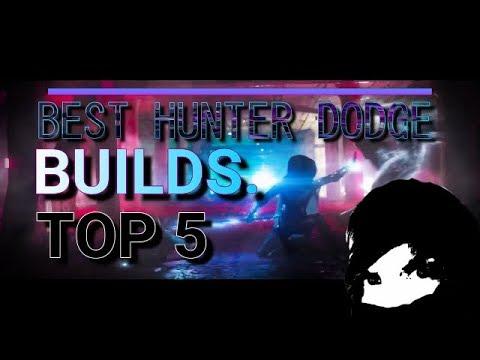 Destiny 2 Class Guide -Top 5 Best Hunter Dodge Exotic Builds
