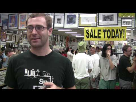 ROCKAWAY Records!!!! Parking lot Sale