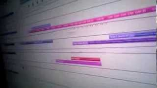 inner noise - nn progre in process cubase 6 project view