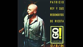 Los Redondos - Honolulu (Go! Disco 12/08/1994) AUDIO MEJORADO
