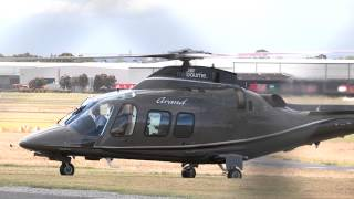 Awesome Helicopter Sounds At Moorabbin Airport Australia.....Play LOUD !!!!