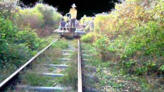 Bamboo Railroad, Cambodia