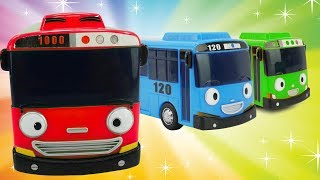 Tayo The Little Bus Garage Toys amp; Cars for Kids