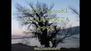 Carpa 32,700 kg  Mequinenza