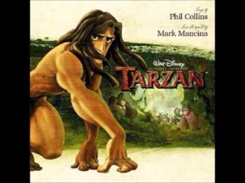 Tarzan OST - 4 - Trashin' The Camp