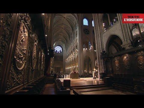 Secret Visit Of Notre-Dame Roof And Frame (English) - Toute L'Histoire
