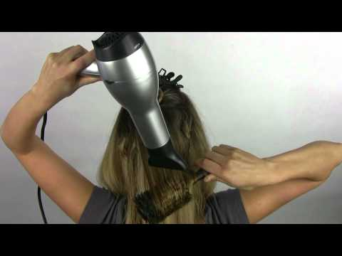 HOW TO BLOW DRY YOUR HAIR AT HOME