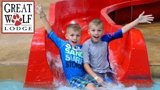 Great Wolf Lodge Indoor Waterpark Playground thumbnail