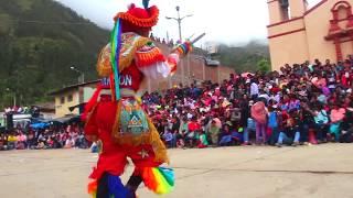 Danza De Las Tijeras En Colcabamba. Rey Masón Vs. Lucerito. 02/01/18