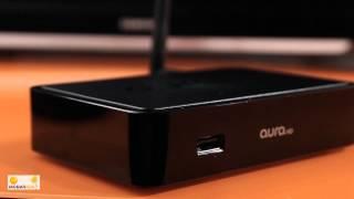 Aura HD WiFi: Обзор HD-медиаплеера(Ваш телевизор не поддерживает множество современных функций, например выход в Сеть, а еще в нем нет выхода..., 2014-04-02T12:11:06.000Z)