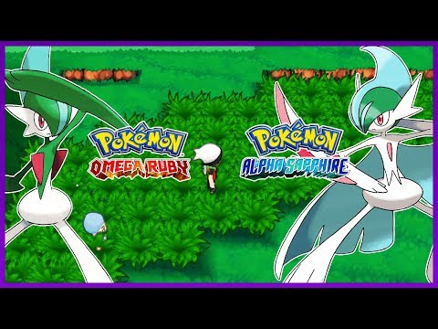 Pokemon OmegaRuby & AlphaSapphire - How To Get Gallade