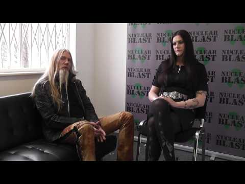 Nightwish Interview On New Upcoming Album 'Endless Forms Most Beautiful'