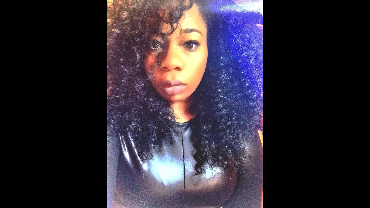 Review On Milky Way Que Human Hair Blend Weave Malaysian Kinky