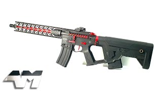 lANCER TACTICAL AEG LT-33 Proline GEN2 Enforcer Red Night Wing