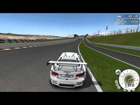 SimBin: Race Injection Gameplay 1080p [PC]  