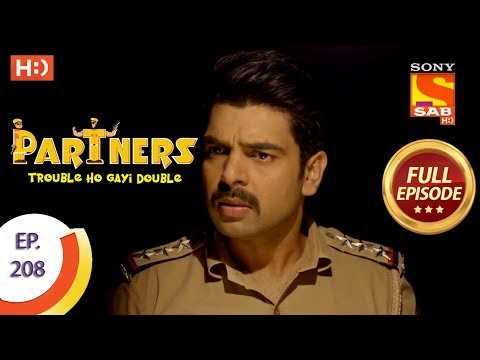 Partners Trouble Ho Gayi Double - Ep 208 - Full Episode - 13th September, 2018 thumbnail