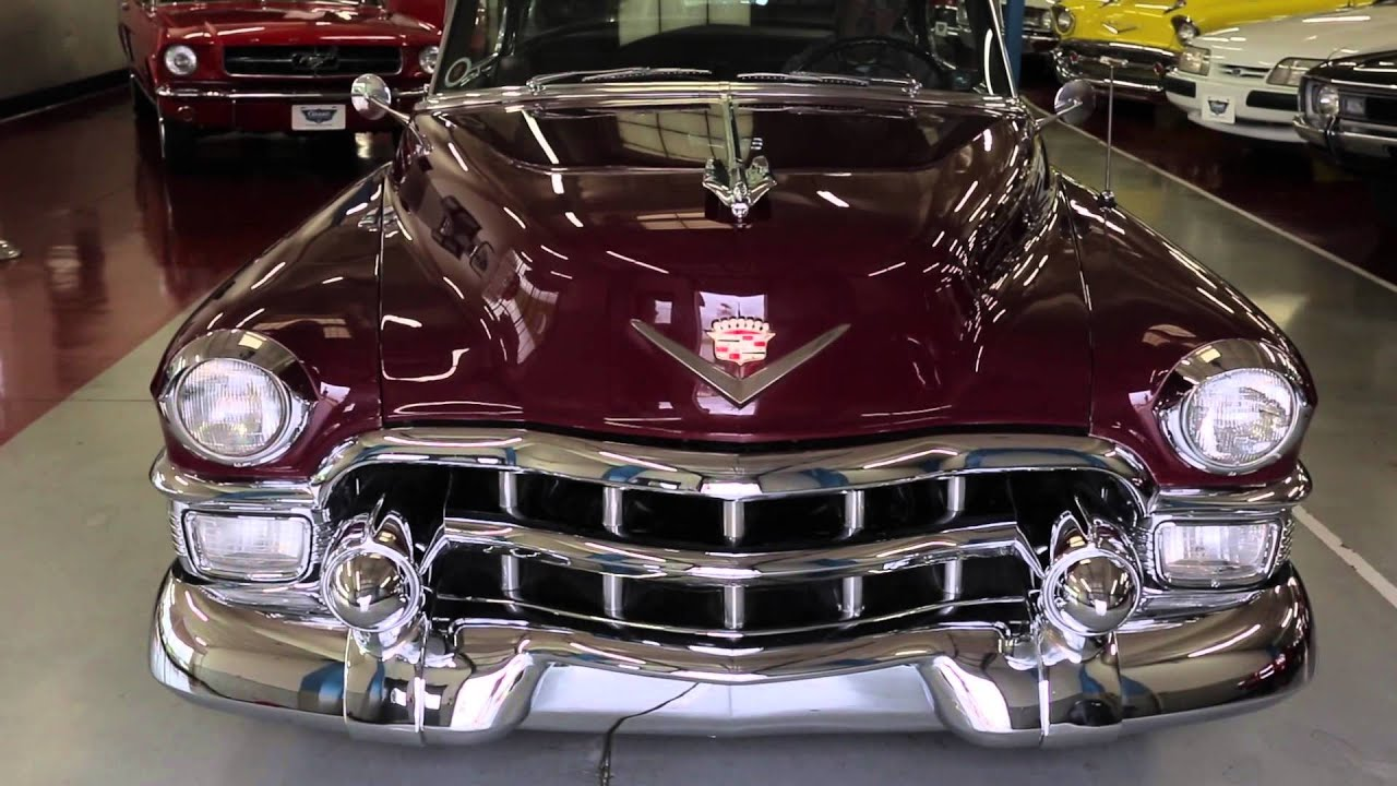 Cadillac Fleetwood For Sale >> 1953 Cadillac Coup DeVille For Sale - Startup & Walkaround ...