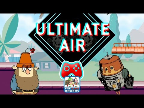 Disney XD: Ultimate Air – All About That Awesome Mode