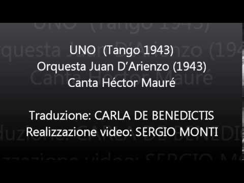 UNO - Juan D'Arienzo - Traduzione in italiano mp3