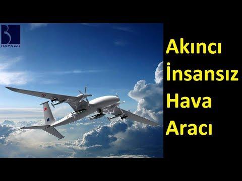 Akıncı İnsansız Hava Aracı Hakkında Tüm Detaylar