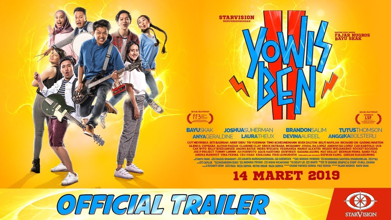 Nonton Streaming Film Yowis Ben 2 Full Movie Nonton Online Film Indonesia Tribun Pekanbaru