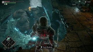 Demon's Souls - Island's Edge - Adjudicator Boss - One Shall Stand Trophy Walkthrough