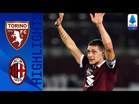 Torino 2-1 Milan | Belotti Scores Twice as Torino Come From Behind | Serie A
