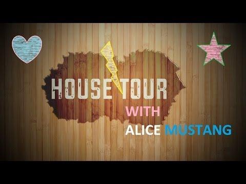 HOUSE TOUR - ALICE'in Wonderland