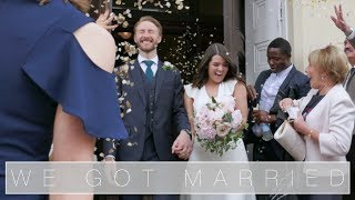 One of The Anna Edit's most viewed videos: We Got Married! Wedding Q&A | The Anna Edit