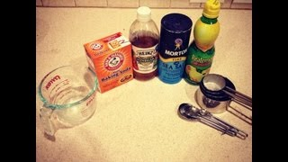 Acv Rinse- Apple Cider Vinegar- Dread Maintence