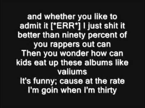 Real Slim Shady Lyrics