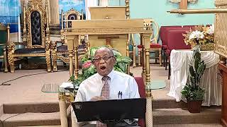 Manifestion Gifts | Greater Palm Bay COG | Bible Study | Bishop J.R. Lewinson | 9.16.2020