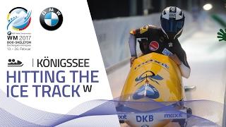 Anja Schneiderheinze: who will succeed her? | BMW IBSF World Championships 2017
