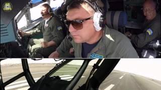 Antonov 22 FANTASTIC Abu Dhabi Landing Cockpit views with full ATC, MUST SEE!!! [AirClips]