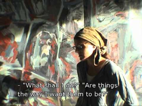 """DOUBT - from """"Sketches for a portrait of a painter"""" (Vibeke Tøjner)"""