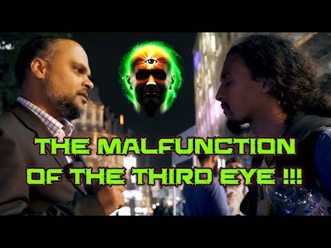 Leicester Square: [ 06/09/17 ] Br-Hashim in result of (The Third Eye Malfunction!)