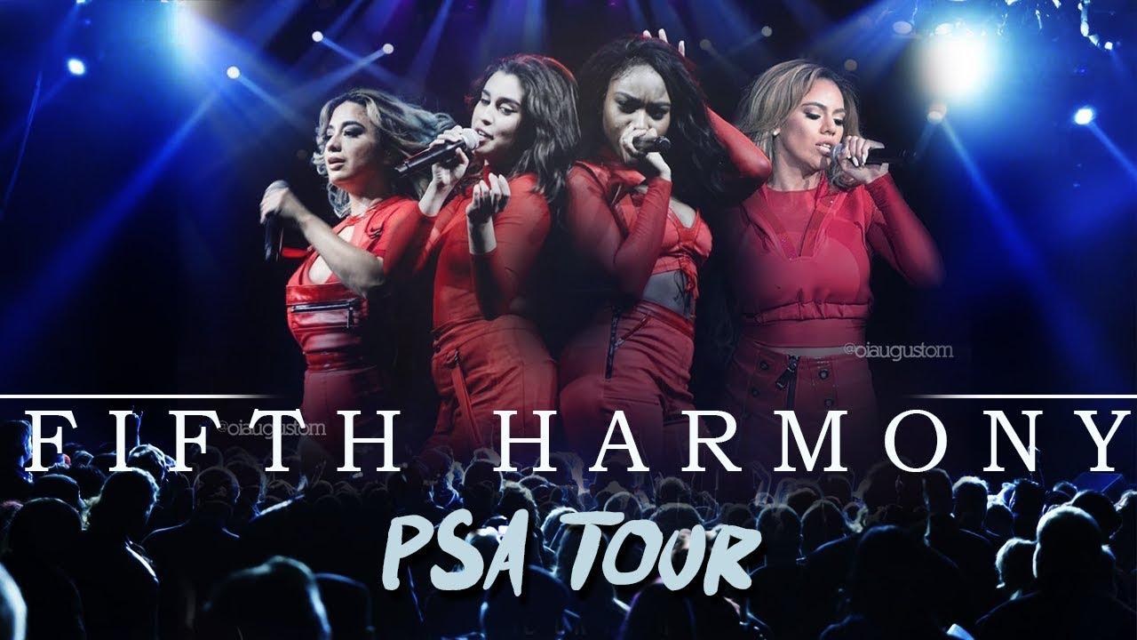 Fifth Harmony - PSA Tour