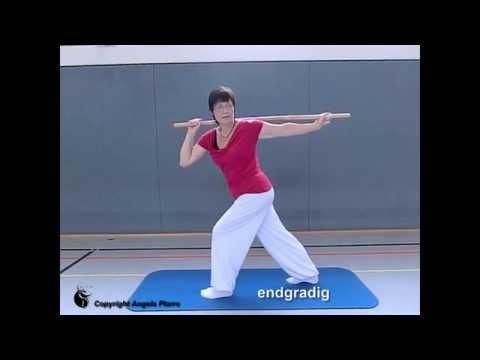 Faszien-Qigong Fascial Fitness - Spiral Motion (Boatman trows a Boat) - Angela Plarre